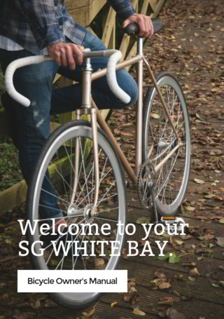 SG WHITE BAY Wrap