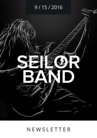 Seilor Band: Newsletter Wrap