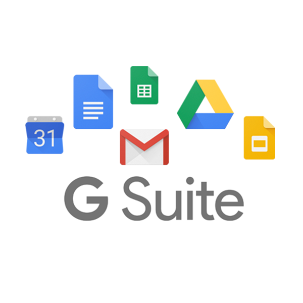 Email adres via G-suite