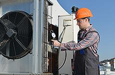 COMMERCIAL A/C REPAIRS
