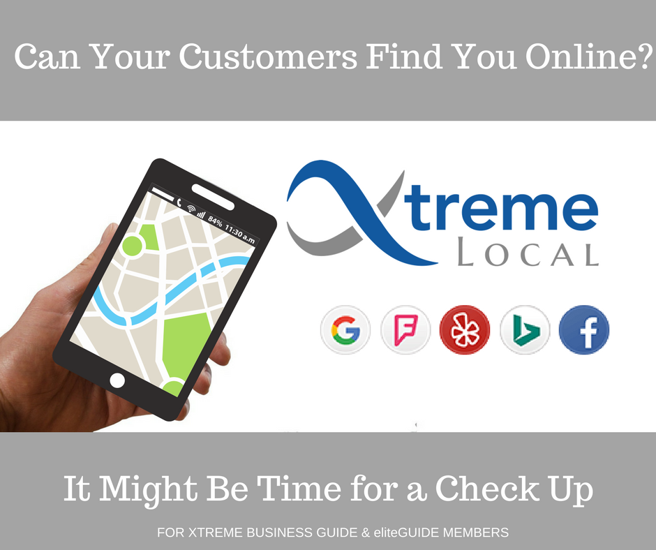 Xtreme local business check-up