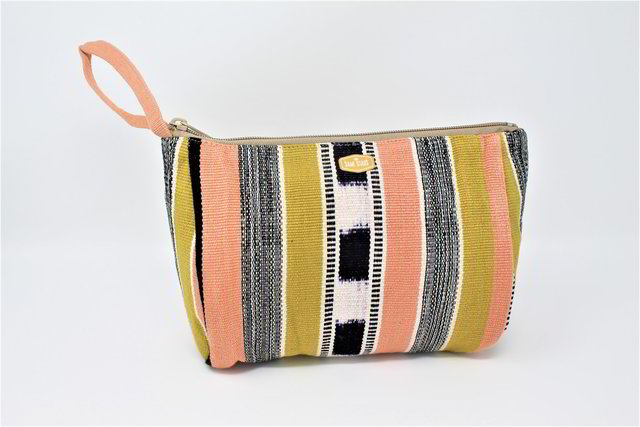 Wristlet Pouch / Antigua Sunrise