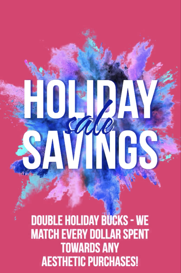 Double Holiday Bucks
