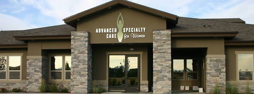 NampaObgyn Adanced Specialty Care for Women Building