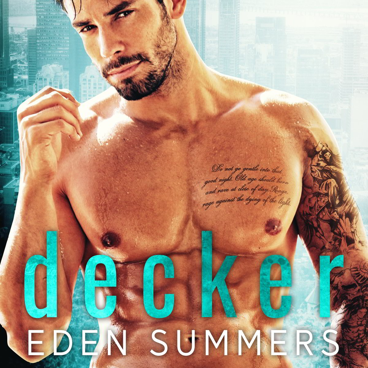 Decker Cover Image