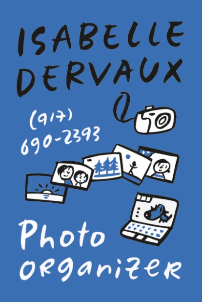 Photo Organizing Party for 6 with Isabelle Dervaux