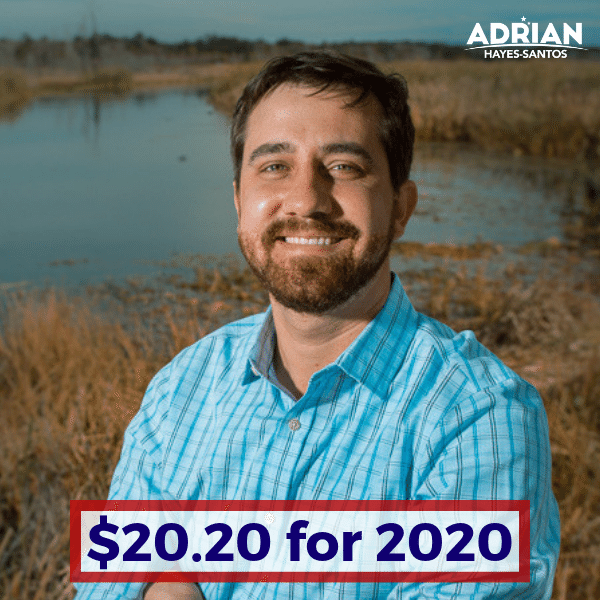 Donate $20.20 thumbnail of a Political Design Template