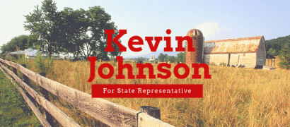 Kevin Johnson Facebook Cover Image Template