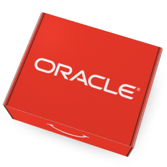 Eva Branded Box for Oracle
