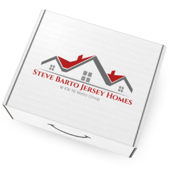Eva Branded Box for Oracle Steve Barto Jersey Homes