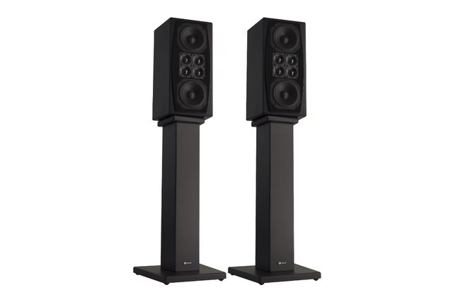 XTZ Cinema M6 Matte Black (Pair)