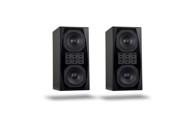XTZ Cinema M8 Matte Black (Pair)