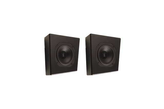 XTZ Cinema S2 Atmosphere Matte Black (Pair)
