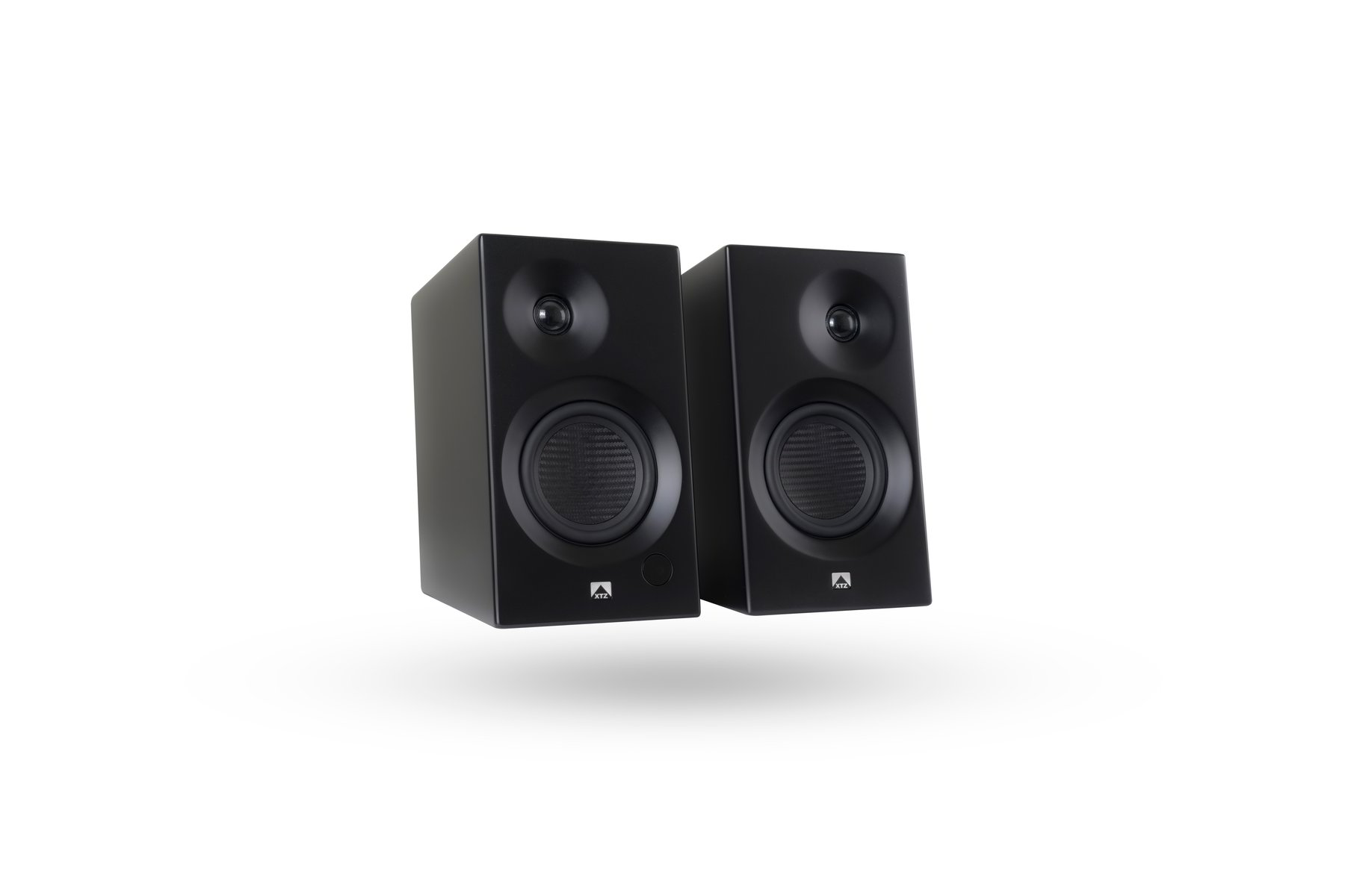 XTZ Tune 4 Matte Black (Pair)