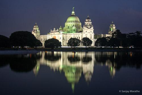 Victoria Memorial Kolkata Limited edition art photograph by Sanjay Marathe Fine Art Photography