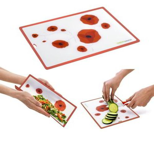 Charles Viancin Flexi Poppy Chopping Board