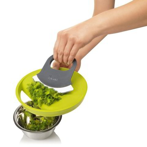 Zeal Rock & Drop Herb Chopper Set