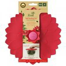 Zeal Strawberry Lid, 9''