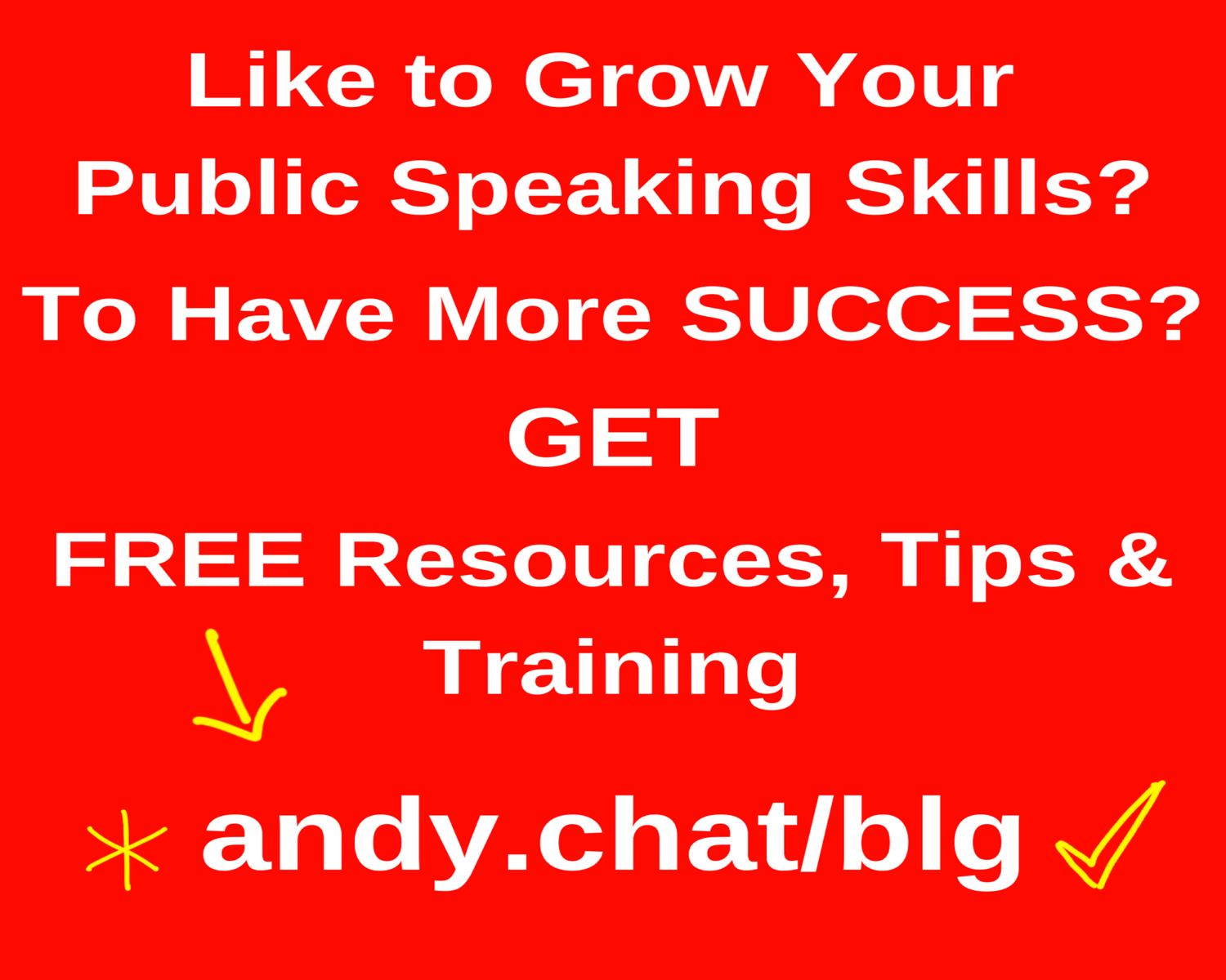 Public Speaking Secrets