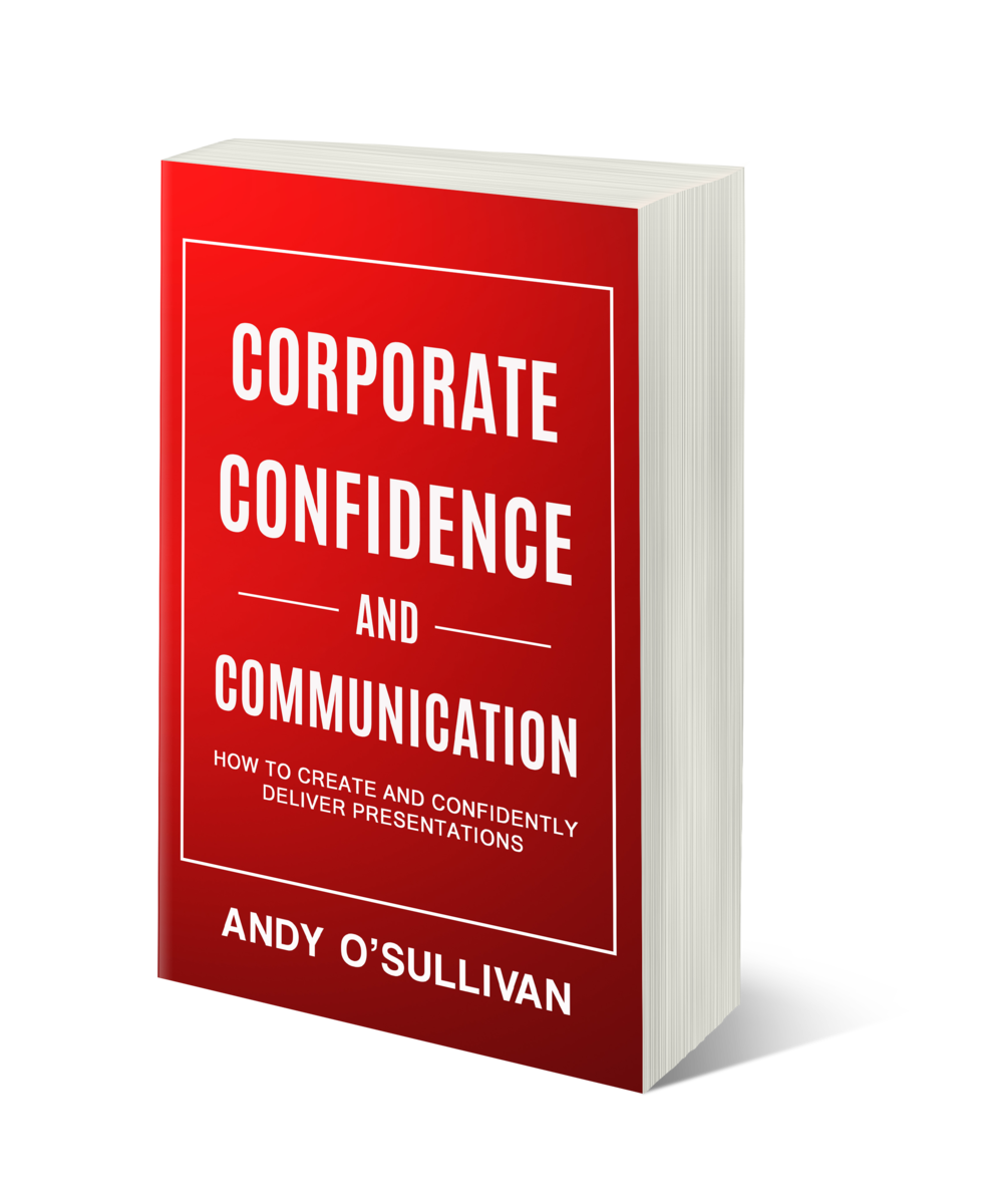 Corporate Confidence by Andy O'Sullivan