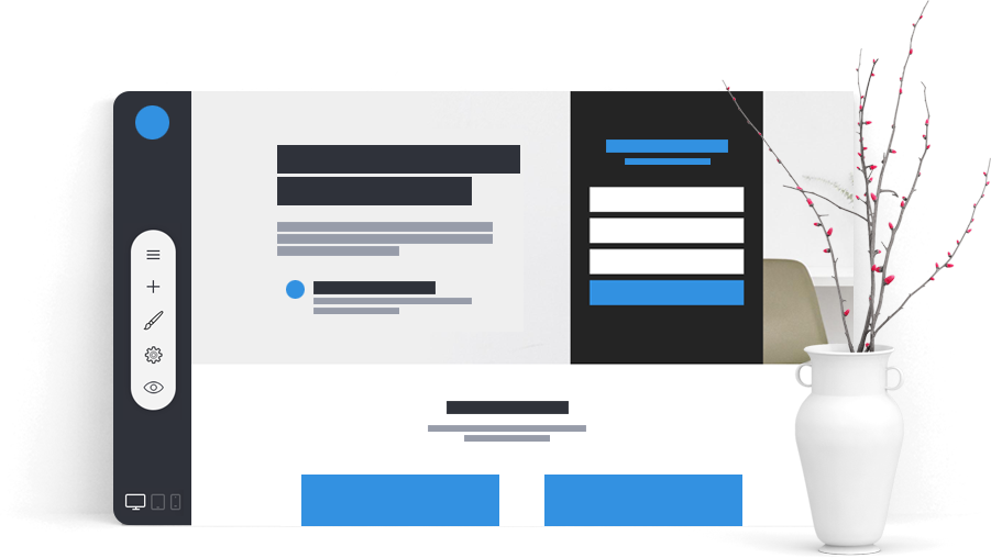 Small Business Website Builder - LocalBoost