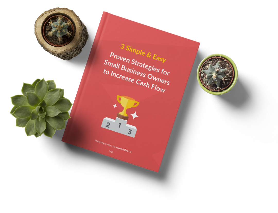 Free Guide: 3 Proven Strategies for Small Business Owners to Increase Cash Flow