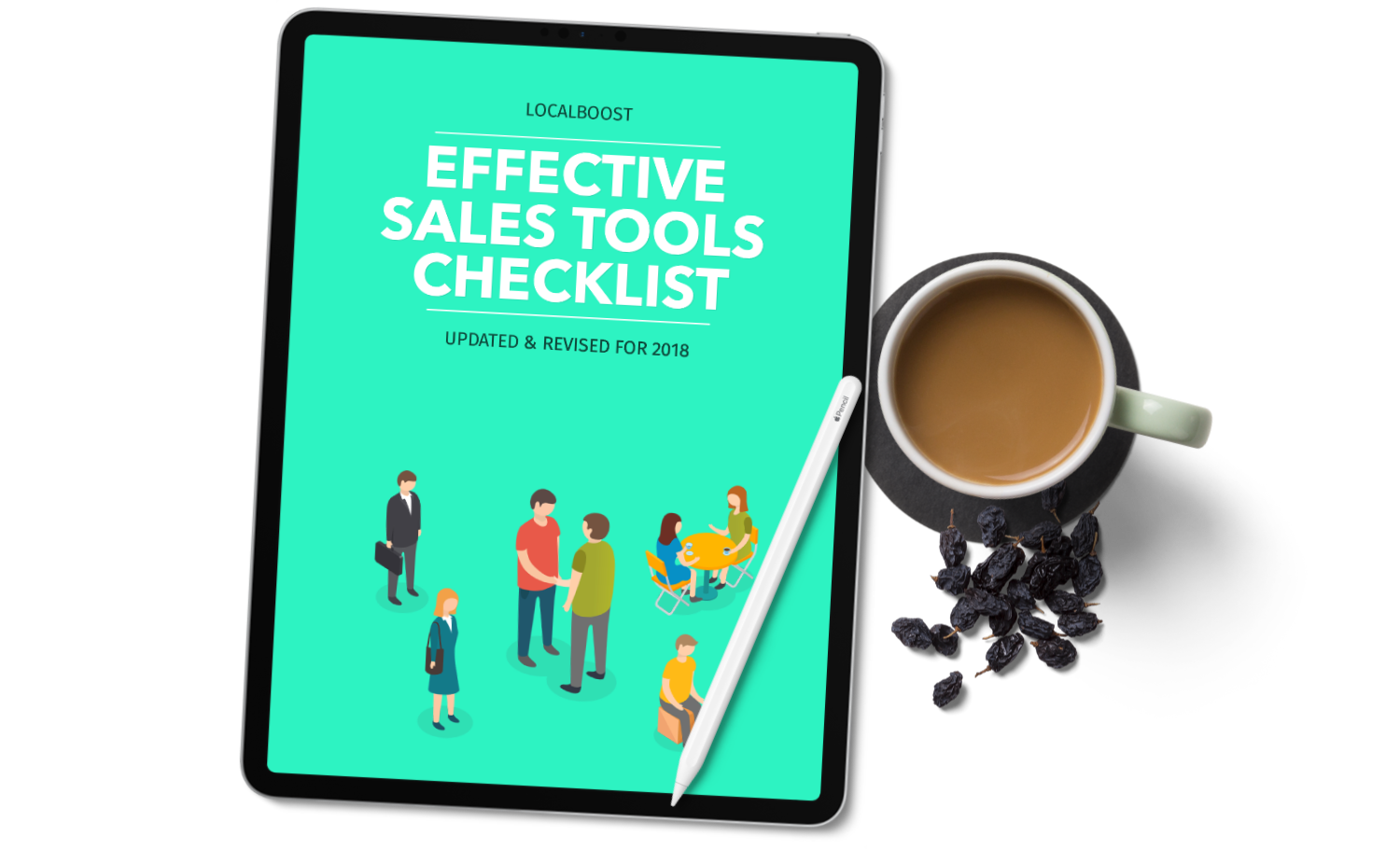 Free Download: Effective Sales Tools Checklist