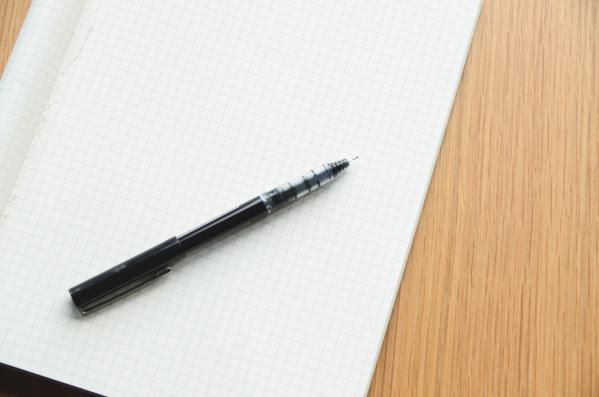 Free Stock Image Paper and Pen
