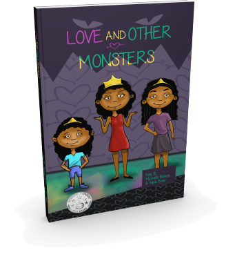 Love & Other Monsters: Poems of Love & Other Scary Things
