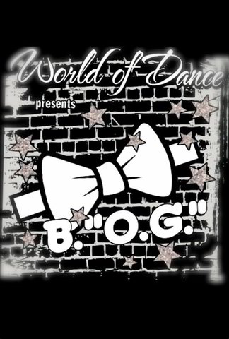 "World of Dance 2016 ""B.'O.G'"" - DVD"