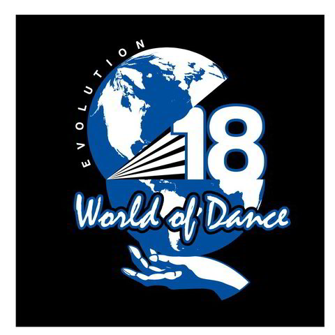 "** Pre-Order World of Dance 2019 ""Evolution"" - DVD"