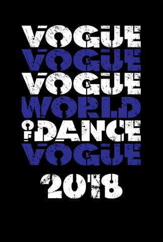 "World of Dance 2018 ""Vogue"" - DVD"