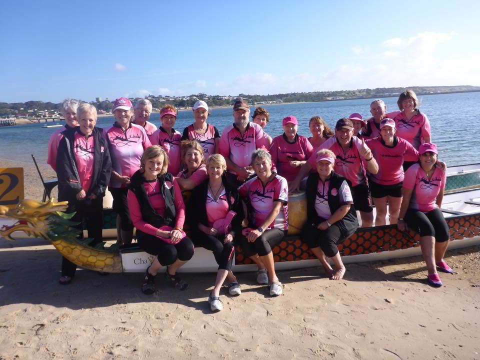 Adelaide Survivors Abreast - Dragon Boat Racing Club