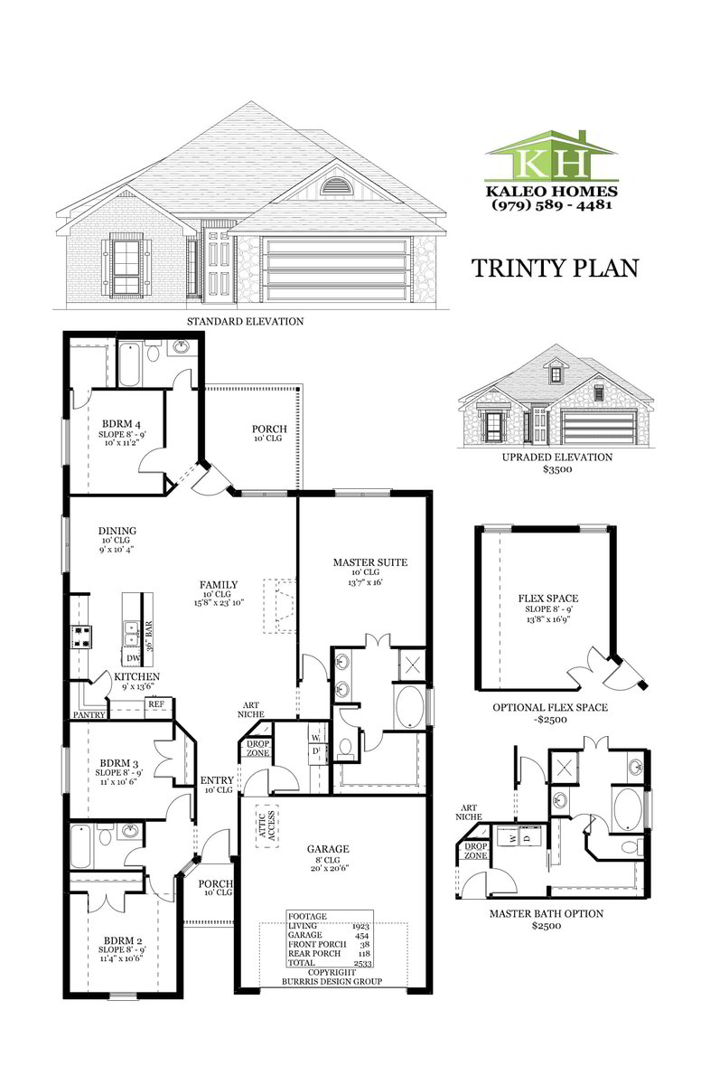 The Trinity By Kaleo Homes