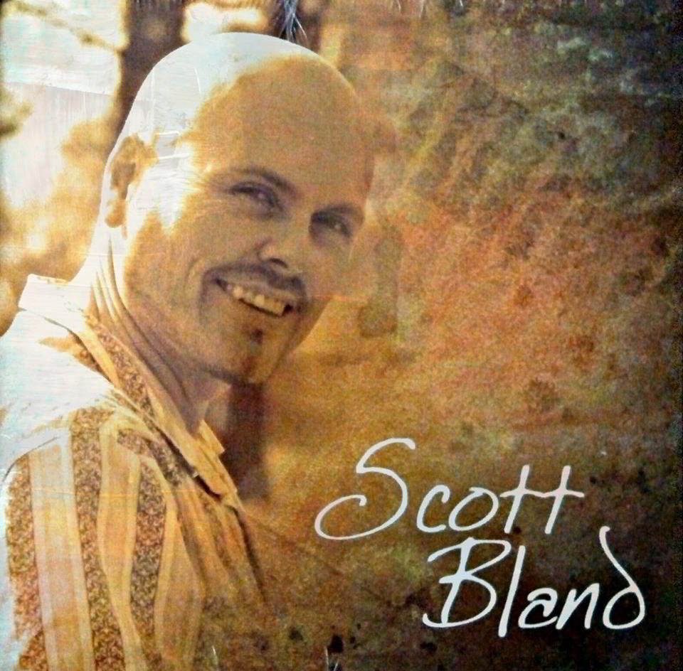 Scott Bland's Music CD