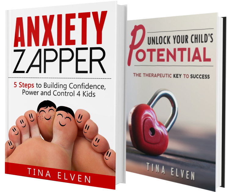 Self help books for parents by Tina Elven