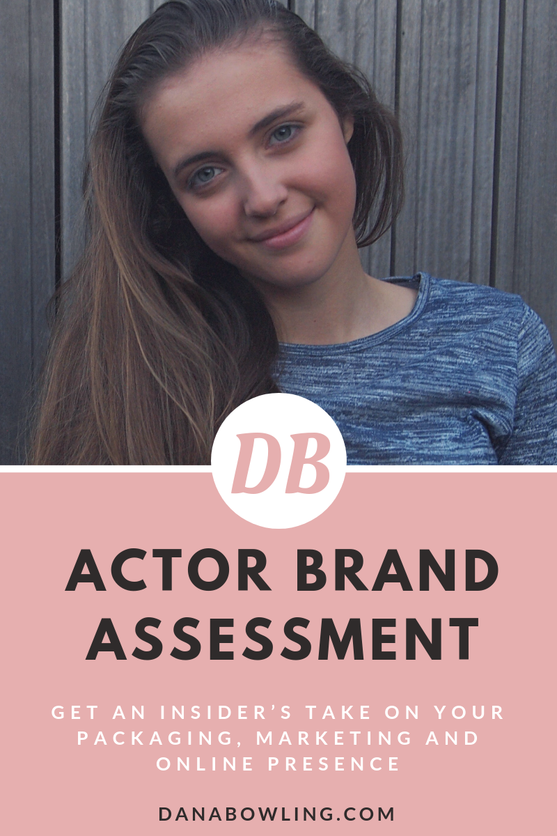 ACTOR BRAND ASSESSMENT