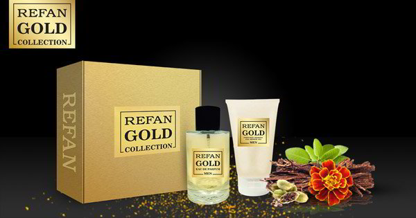 Комплект REFAN GOLD COLLECTION MEN 211
