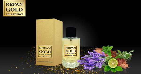 Комплект REFAN GOLD COLLECTION MEN 203