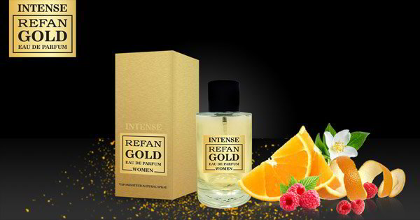 REFAN INTENSE GOLD EAU DE PARFUM - WOMEN 192