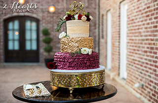 Stephen's Sweet Sensations Wedding Cakes