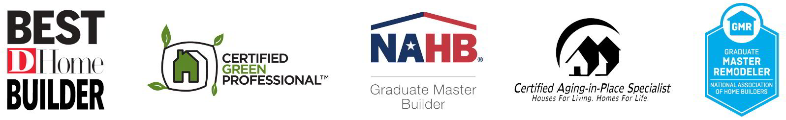 National Association of Home Builders, Aging In Place Certification