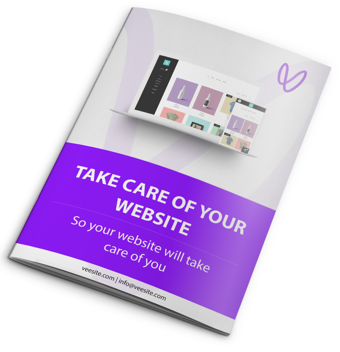 take care of your website