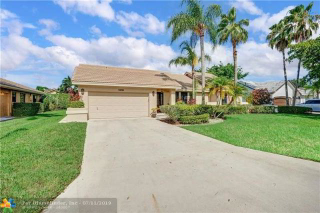 5491 NW 62ND AVE, CORAL SPRINGS, FL 33067