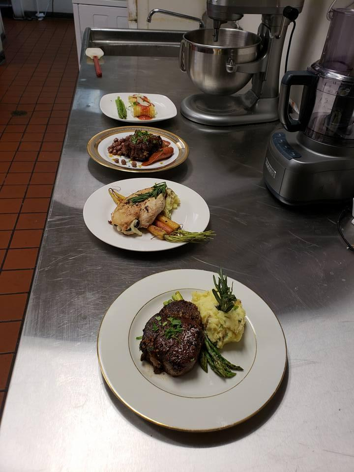 Tatering Premium Steak Dishes