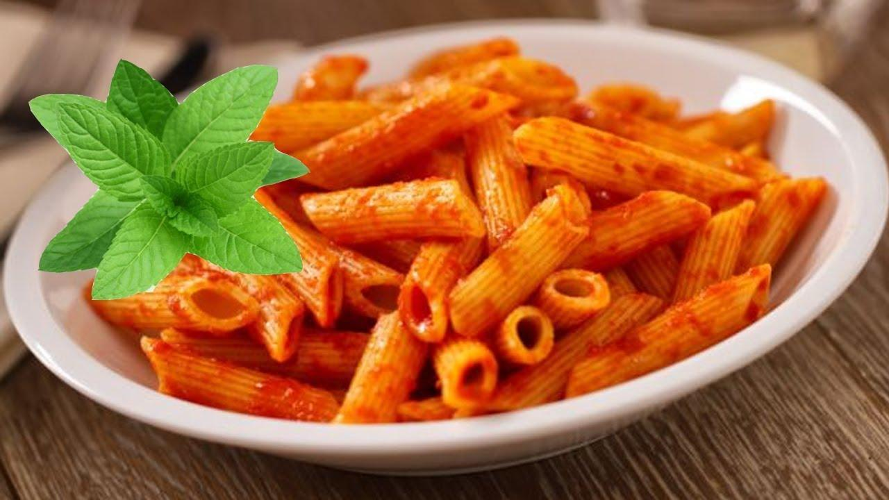 Meatless Marinara over Penne