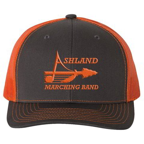 AHS Marching Band Logo Hat