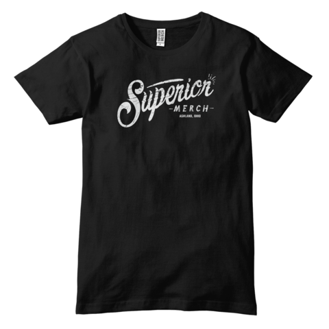 Old Style Cursive Logo T-Shirt