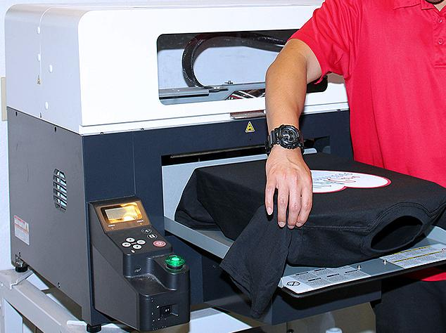 DTG - Digital To Garment Printing In Ashland Ohio
