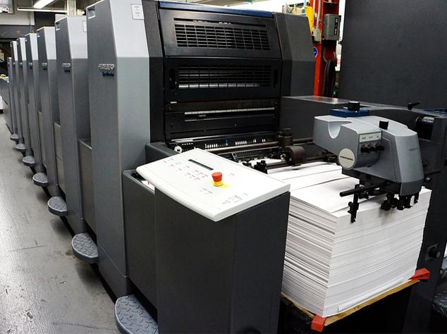 Digital & Offset Printing